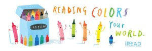 reading colors your world crayons